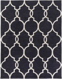 Artistic Weavers Holden Mattie Onyx Black/Ivory Area Rug Main