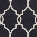 Artistic Weavers Holden Mattie Onyx Black/Ivory Area Rug Swatch