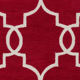 Artistic Weavers Holden Mattie Poppy Red/Ivory Area Rug Swatch