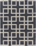 Artistic Weavers Holden Mila Charcoal/Light Gray Area Rug Main