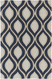 Artistic Weavers Holden Lucy Navy Blue/Charcoal Area Rug main image