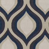 Artistic Weavers Holden Lucy Navy Blue/Charcoal Area Rug Swatch