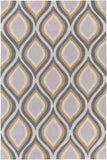 Artistic Weavers Holden Lucy Straw/Gray Area Rug main image