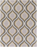Artistic Weavers Holden Lucy Straw/Gray Area Rug Main