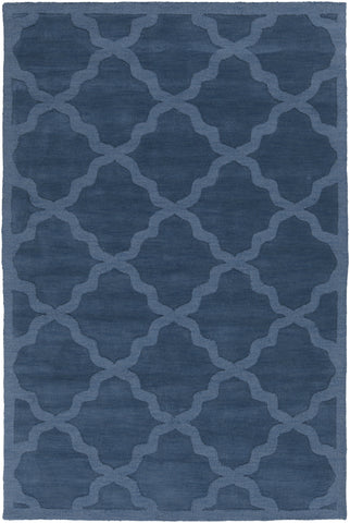 Artistic Weavers Central Park Abbey Navy Blue Area Rug main image