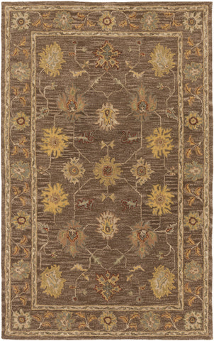 Artistic Weavers Middleton Lily Nutmeg/Gold Area Rug main image
