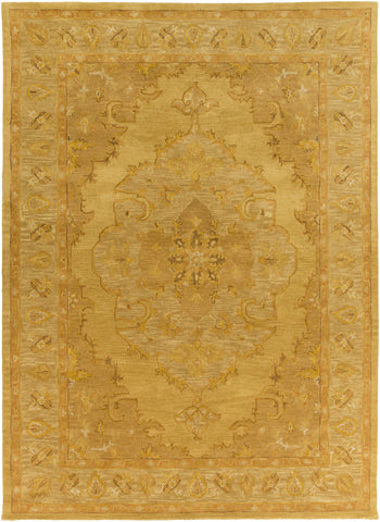 Artistic Weavers Middleton Meadow Sunflower/Gold Area Rug main image