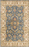 Artistic Weavers Oxford Aria Denim Blue/Olive Green Area Rug main image
