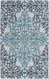 Artistic Weavers Hermitage Faith Gray/Light Gray Area Rug main image