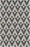 Artistic Weavers Impression Andie Charcoal/Light Gray Area Rug main image