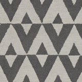 Artistic Weavers Impression Andie Charcoal/Light Gray Area Rug Swatch