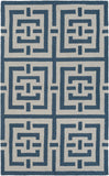 Artistic Weavers Impression Libby Denim Blue/Light Gray Area Rug main image