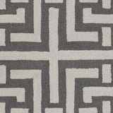 Artistic Weavers Impression Libby Charcoal/Light Gray Area Rug Swatch