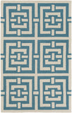 Artistic Weavers Impression Libby Teal/Ivory Area Rug main image