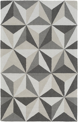 Artistic Weavers Impression Callie Charcoal/Gray Area Rug main image