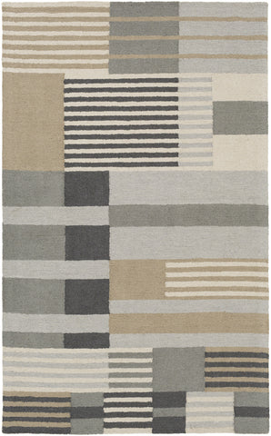 Artistic Weavers Impression Rebecca Light Gray/Gray Area Rug main image