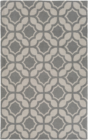 Artistic Weavers Impression Erica Gray/Ivory Area Rug main image