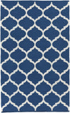 Artistic Weavers Vogue Everly Royal Blue/Ivory Area Rug main image