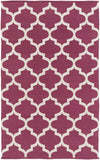 Artistic Weavers Vogue Everly Raspberry/Ivory Area Rug main image