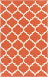 Artistic Weavers Vogue Everly Coral/Ivory Area Rug main image