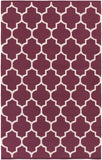 Artistic Weavers Vogue Claire Magenta/Ivory Area Rug main image