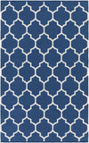 Artistic Weavers Vogue Claire Navy Blue/Ivory Area Rug main image