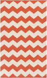 Artistic Weavers Vogue Collins Coral/Ivory Area Rug main image