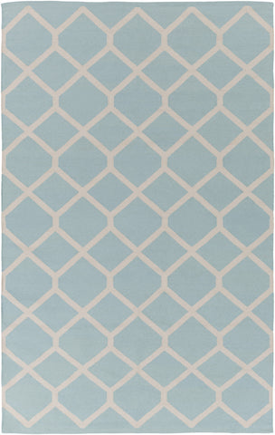 Artistic Weavers Vogue Elizabeth Light Blue/Beige Area Rug main image