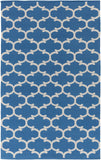 Artistic Weavers Vogue Lola Royal Blue/Ivory Area Rug main image