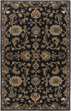 Artistic Weavers Middleton Mallie Onyx Black/Sage Green Area Rug main image