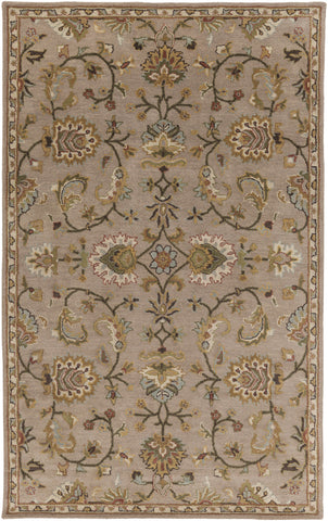 Artistic Weavers Middleton Mallie Taupe/Olive Green Area Rug main image
