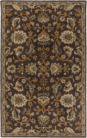 Artistic Weavers Middleton Mallie Chocolate Brown/Nutmeg Area Rug main image