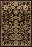 Artistic Weavers Middleton Jenna Chocolate Brown/Burgundy Area Rug main image