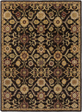 Artistic Weavers Middleton Jenna Chocolate Brown/Burgundy Area Rug Main