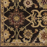 Artistic Weavers Middleton Jenna Chocolate Brown/Burgundy Area Rug Swatch