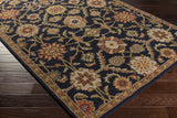 Artistic Weavers Middleton Jenna Terra Cotta/Olive Green Area Rug Corner Shot