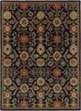 Artistic Weavers Middleton Jenna Terra Cotta/Olive Green Area Rug Main