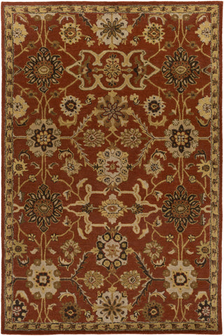 Artistic Weavers Middleton Jenna Rust/Beige Area Rug main image