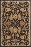 Artistic Weavers Middleton Amelia Chocolate Brown/Gold Area Rug main image
