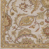 Artistic Weavers Middleton Lindsey Ivory/Light Yellow Area Rug Swatch