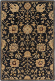 Artistic Weavers Middleton Allison Onyx Black/Gold Area Rug main image