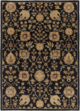 Artistic Weavers Middleton Allison Onyx Black/Gold Area Rug Main