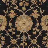 Artistic Weavers Middleton Allison Onyx Black/Gold Area Rug Swatch