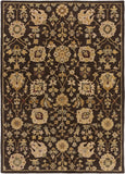 Artistic Weavers Middleton Allison Chocolate Brown/Gold Area Rug Main