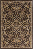 Artistic Weavers Middleton Ava Chocolate Brown/Sage Green Area Rug main image