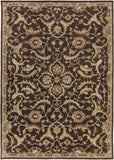 Artistic Weavers Middleton Ava Chocolate Brown/Sage Green Area Rug Main