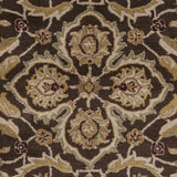 Artistic Weavers Middleton Ava Chocolate Brown/Sage Green Area Rug Swatch