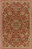 Artistic Weavers Middleton Ava Dark Orange/Light Yellow Area Rug main image