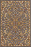 Artistic Weavers Middleton Ava Gray/Gold Area Rug main image