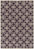Artistic Weavers Transit Madison Plum/Beige Area Rug main image